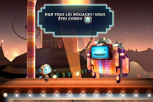 Test Cordy 2 Android - Screenshot 6
