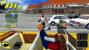 Crazy Taxi débarq