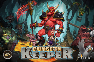 GC 2013 : Un reboot de Dungeon Keeper sur mobiles