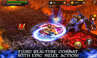 Eternity Warriors II Android