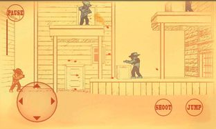 Test Gunman Clive Android - Screenshot 6