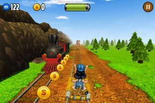 Test Hugo Troll Race Android - Screenshot 1