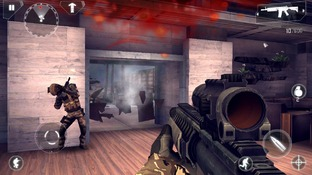 Test Modern Combat 4 : Zero Hour Android - Screenshot 3