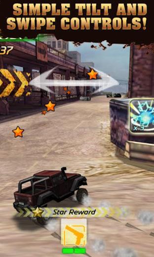 Mutant Roadkill Android