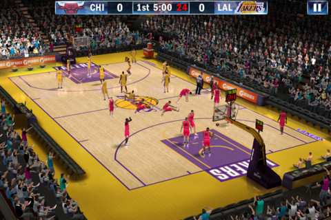 Images NBA 2K13 Android - 4