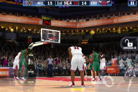 Images NBA 2K13 Android - 5