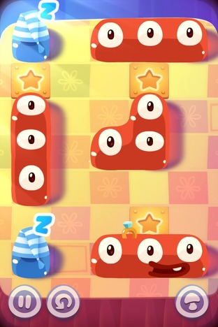 Test Pudding Monsters Android - Screenshot 4