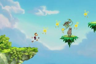 Aperçu Rayman Jungle Run Android - Screenshot 2
