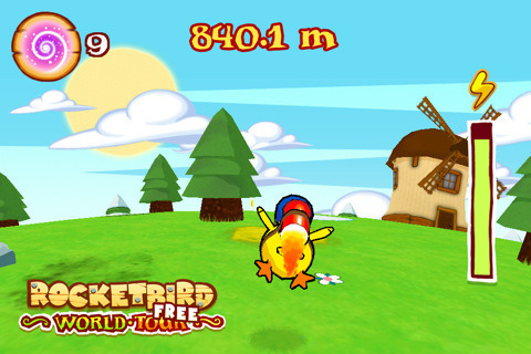 Images RocketBird World Tour Android - 4