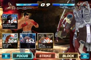 Jouez à la bêta de Tekken Card Tournament