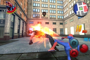 Test The Amazing Spider-Man Android - Screenshot 6