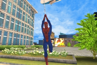 Test The Amazing Spider-Man Android - Screenshot 7