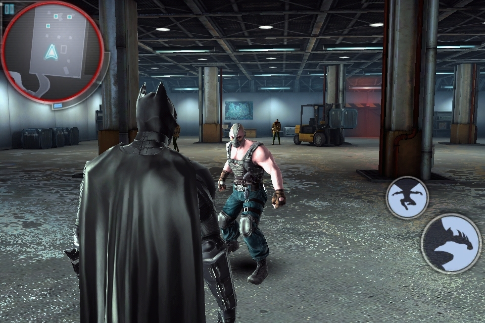 The Dark Knight Rises (iOS) - Walkthrough Part 1 - Chapter ...