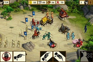 Test Total War Battles : Shogun Android - Screenshot 9
