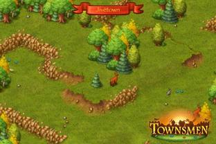 Test Townsmen Android - Screenshot 9