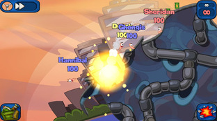 Worms 2 : Armageddon enfin disponible sur Android