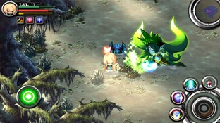 Test Zenonia 5 : Wheel of Destiny Android - Screenshot 1