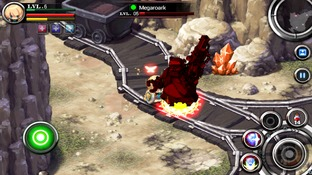 Test Zenonia 5 : Wheel of Destiny Android - Screenshot 5
