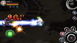 Test Zenonia 5 : Wheel of Destiny Android - Screenshot 18