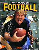 Jaquette John Madden Football - Commodore 64