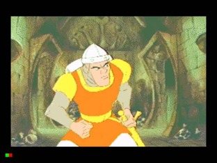 Test Dragon's Lair Mega-CD - Screenshot 2