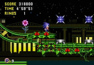 Test Sonic CD Mega-CD - Screenshot 7