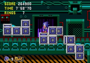 Test Sonic CD Mega-CD - Screenshot 8