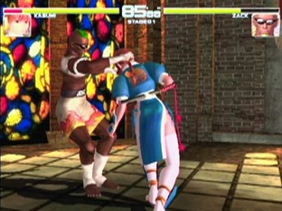 Test Dead Or Alive 2 Dreamcast - Screenshot 2