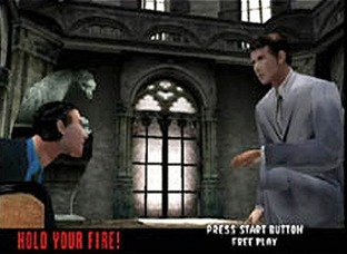 The House of the Dead 2 Dreamcast