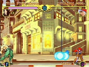 Test Jojo's Bizarre Adventure Dreamcast - Screenshot 2
