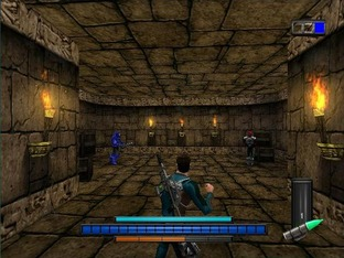 Test Max Steel Dreamcast - Screenshot 8