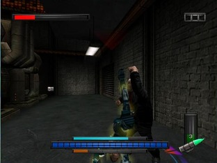 Test Max Steel Dreamcast - Screenshot 9