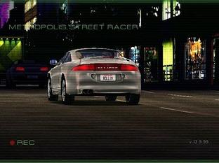 Metropolis Street Racer Dreamcast