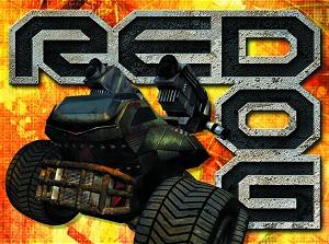 Red Dog est un jeu d'action dans le style de Wild Metal, mettant le