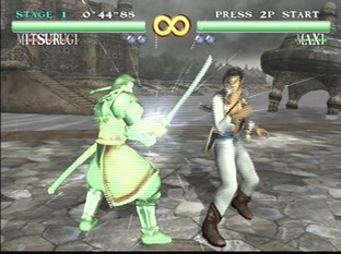 Test Soul Calibur Dreamcast - Screenshot 1
