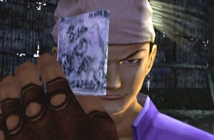 Test Shenmue 2 Dreamcast - Screenshot 7
