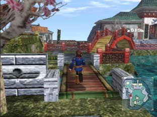 Test Skies of Arcadia Dreamcast - Screenshot 10