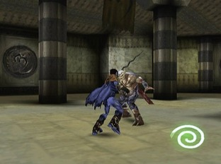 Test Soul Reaver Dreamcast - Screenshot 1
