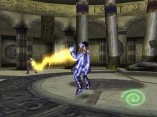 Test Soul Reaver Dreamcast - Screenshot 2