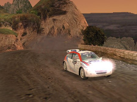 Images V-Rally 2 Dreamcast - 4