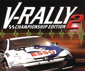 V- RALLY - PlayStation Vra2dc0b