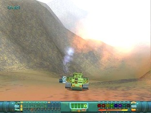 Test Wild Metal Dreamcast - Screenshot 1