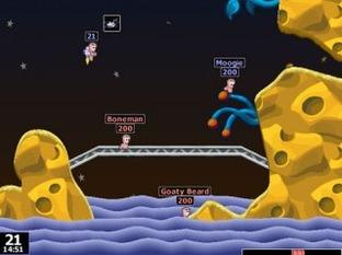 Images Worms Armageddon Dreamcast - 4