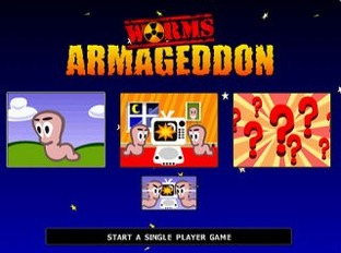 Images Worms Armageddon Dr