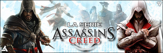 La série Assassin's Creed