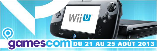 GC 2013 - L'actualité Wii U
