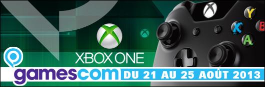 GC 2013 - L'actualité Xbox One