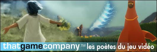 Thatgamecompany, les poètes du jeu vidéo