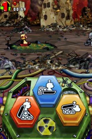 Fiche complète 40 in 1 : Explosive Megamix - Nintendo DS