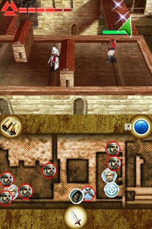 Assassin's Creed : Altair's Chronicles Nintendo DS